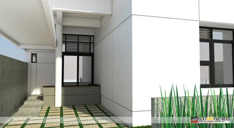 Jasa Arsitek RICKYANDPARTNERS Architect Studio di Pontianak