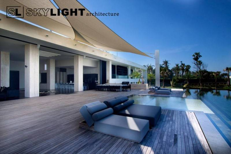 SKYLIGHT architecture di Badung