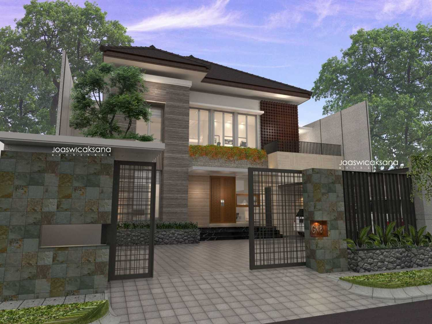 Jasa Design and Build JWRA Studio di Surakarta