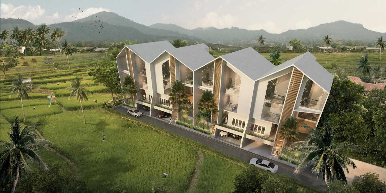 Jasa Arsitek P+US Architects Studio di Sleman