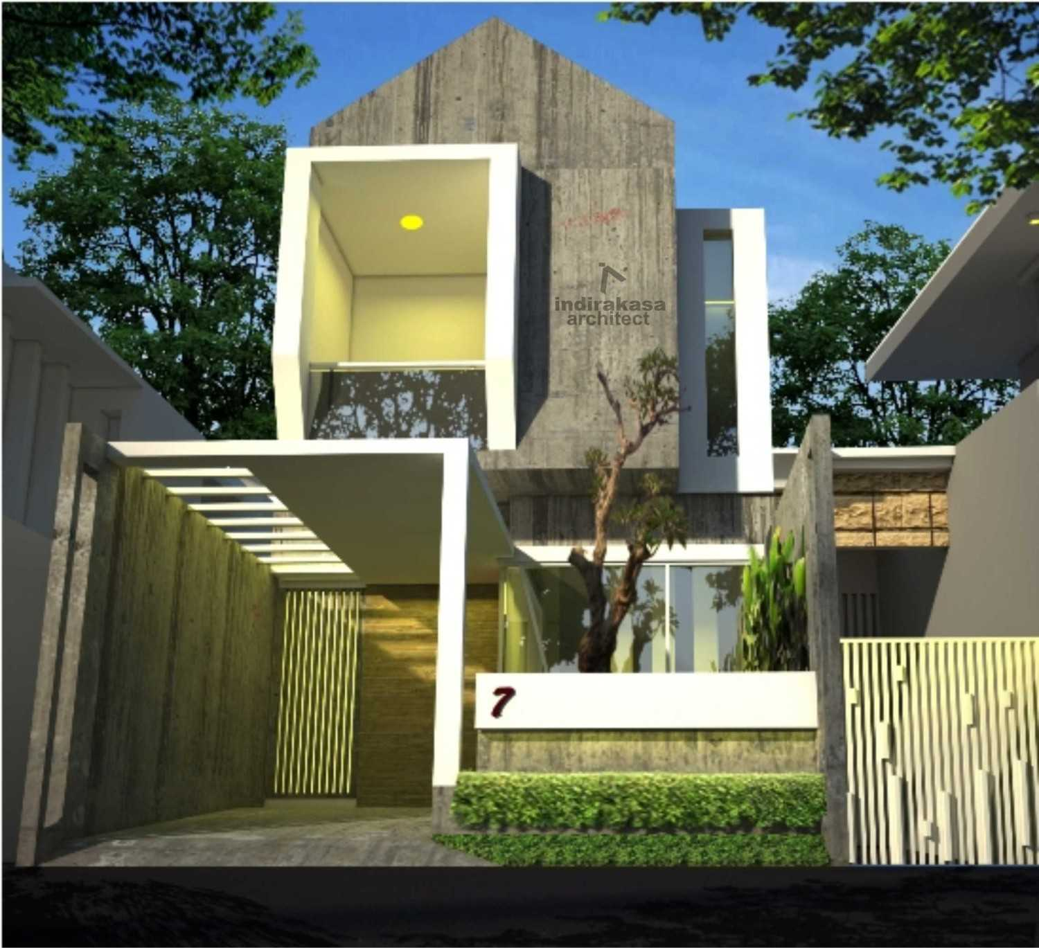 Jasa Design and Build Aditya Wijaya / Studio indirakasa di Bangkalan
