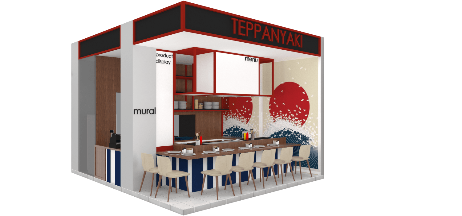 Jasa Design and Build VIRR Studio di Depok