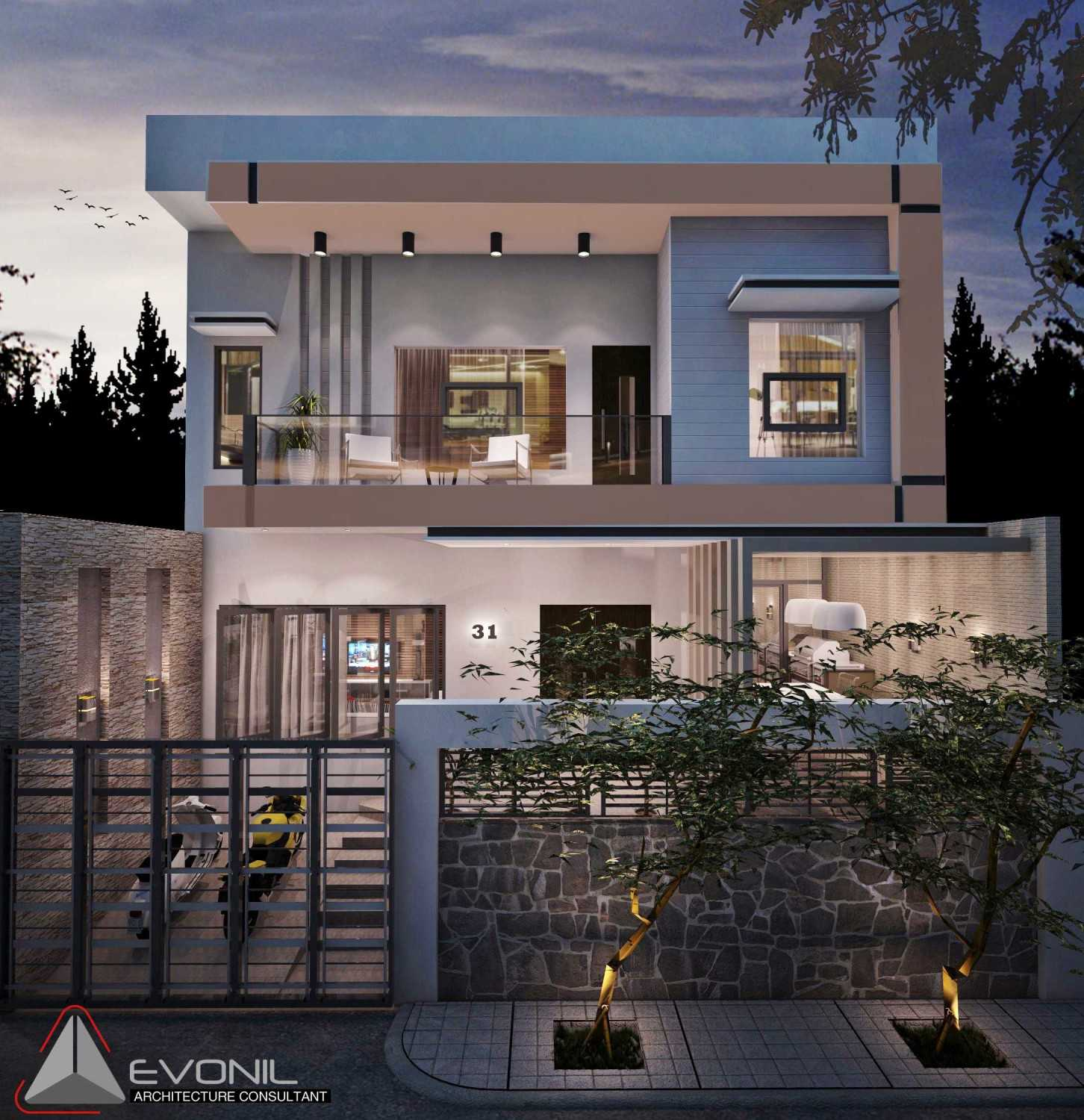 Jasa Design and Build Evonil Architecture di Tangerang