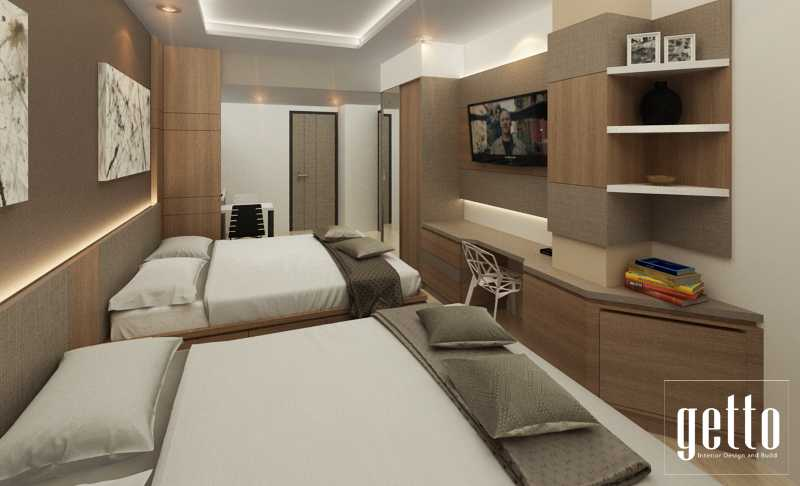 Jasa Design and Build Getto ID di Bandung