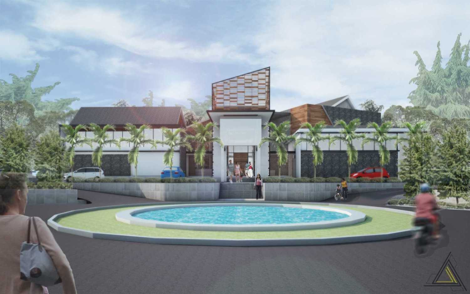 Jasa Design and Build DAP Studio di Bandung