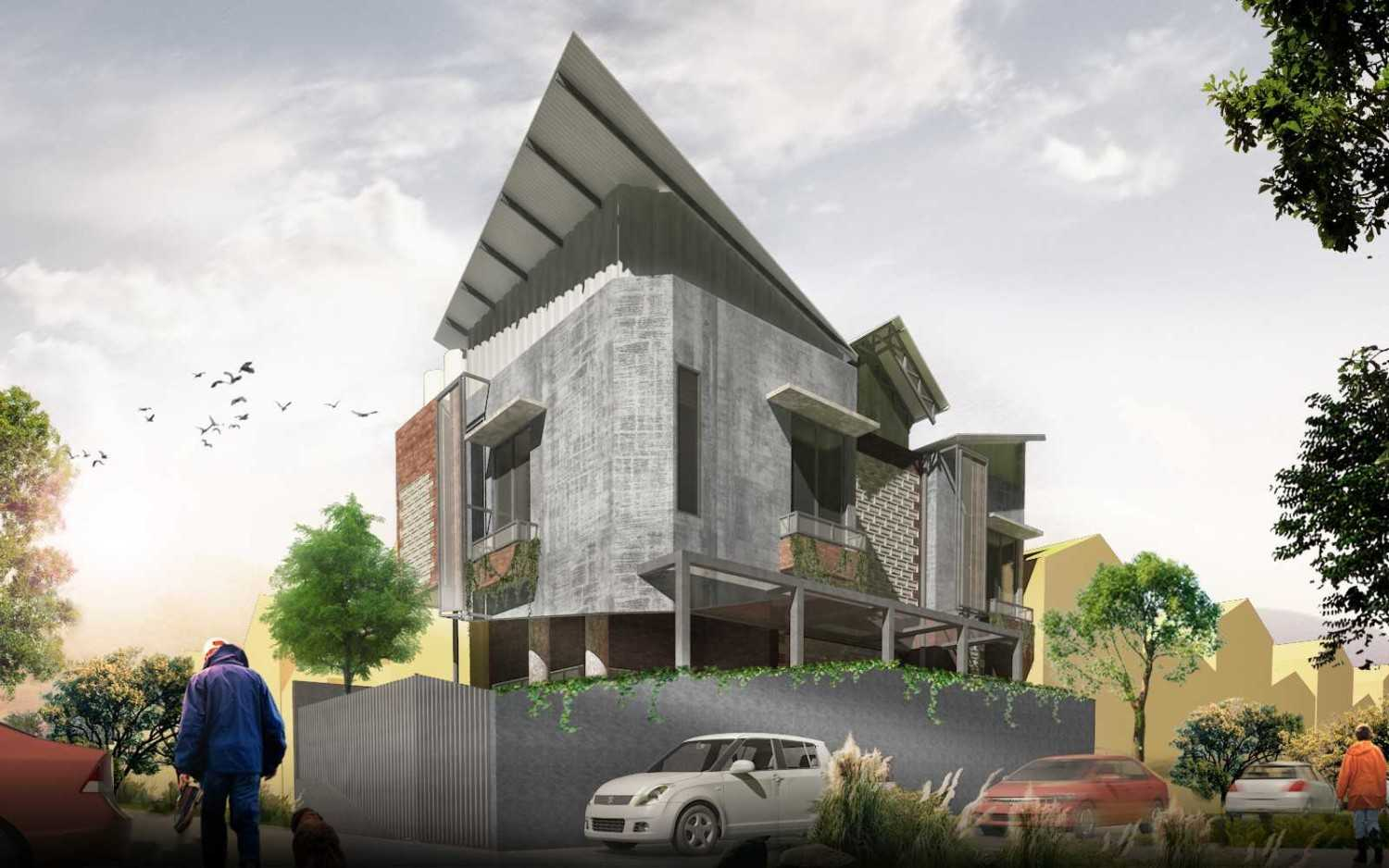 Jasa Design and Build studioindoNEOsia di Semarang