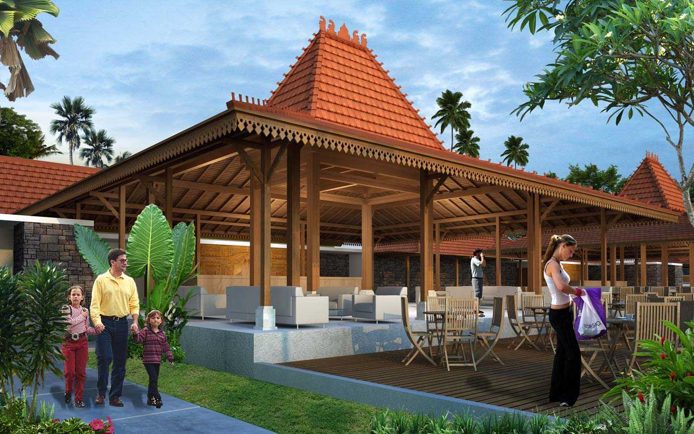 CARDIA architect di Klungkung