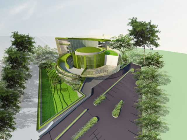 ANGKASA ARCHITECTS di Riau