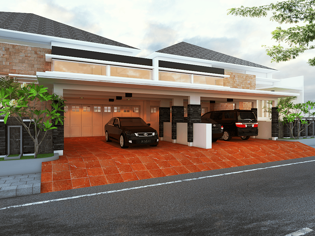 DMNT Architects di Sumatera Utara