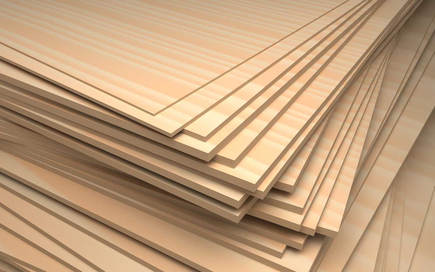 Plywood (Sumber: www.perthtimberco.com)