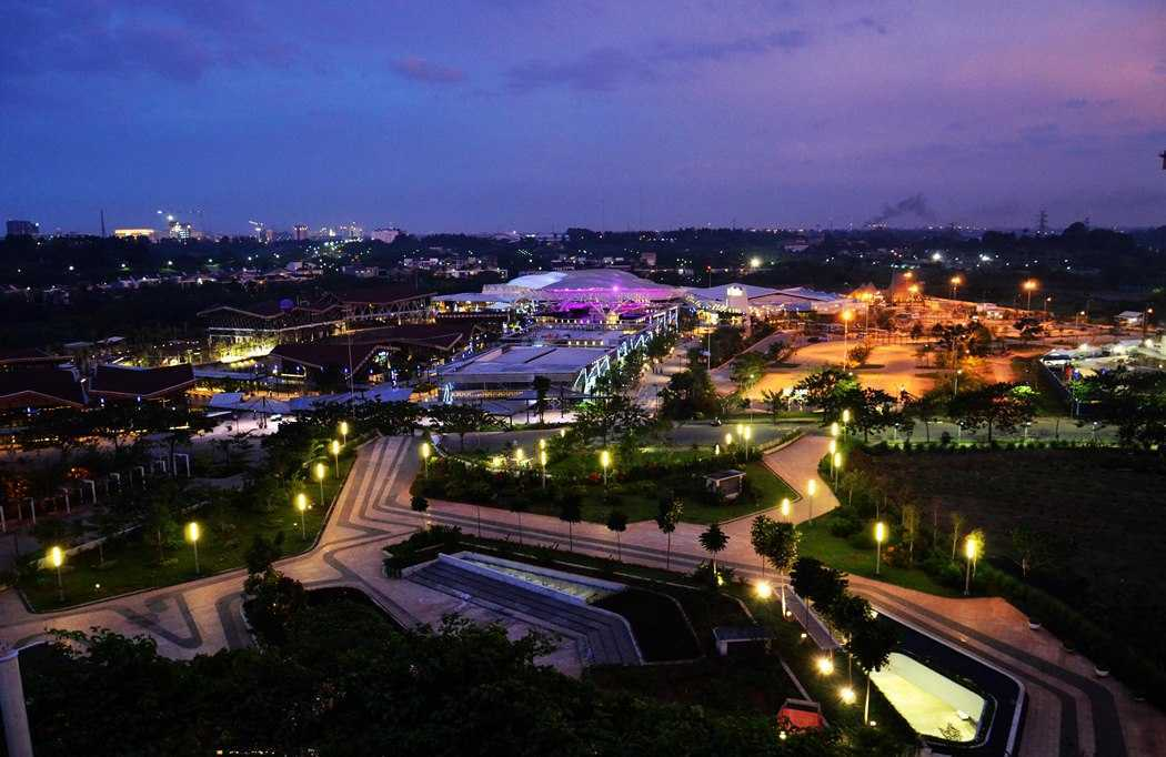 The Breeze, BSD City (Sumber: www.globalrealestateexperts.com)