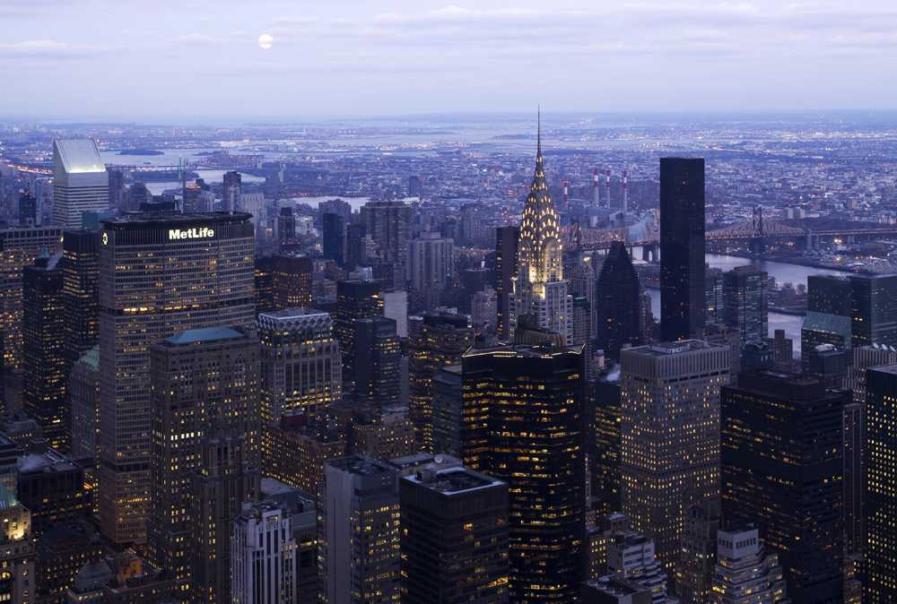 Manhattan, New York (Sumber: en.wikipedia.org)