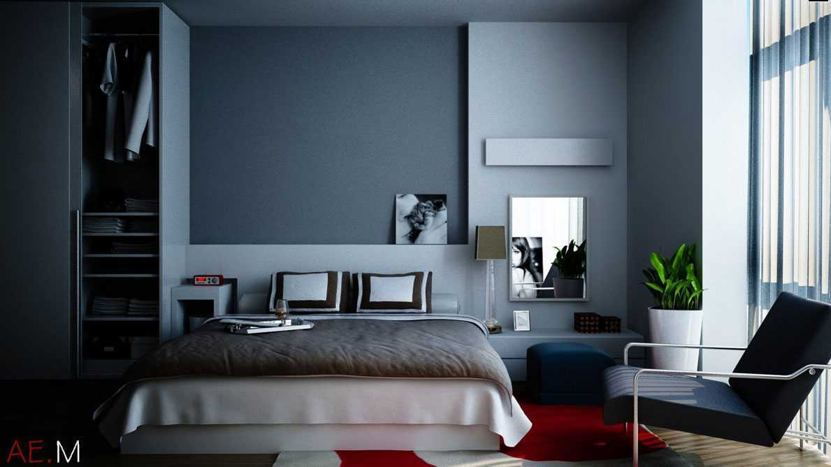 Decorating Ideas for Small Bedroom@DGMagnets