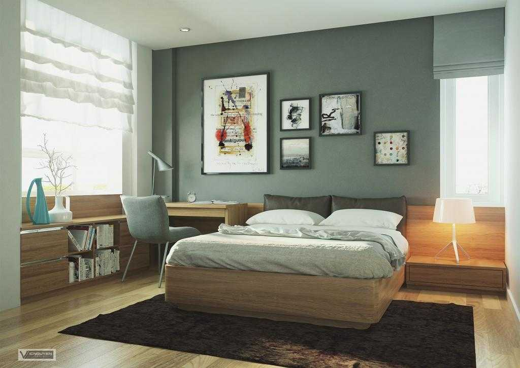 Bedroom-Study@Home-Designing
