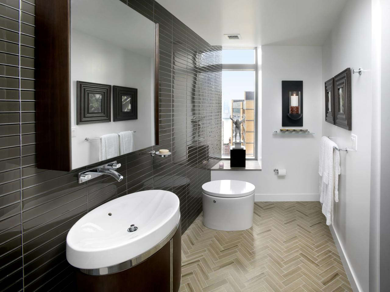 Luxury Small Bathroom Ideas (Sumber: Etangeco.com)