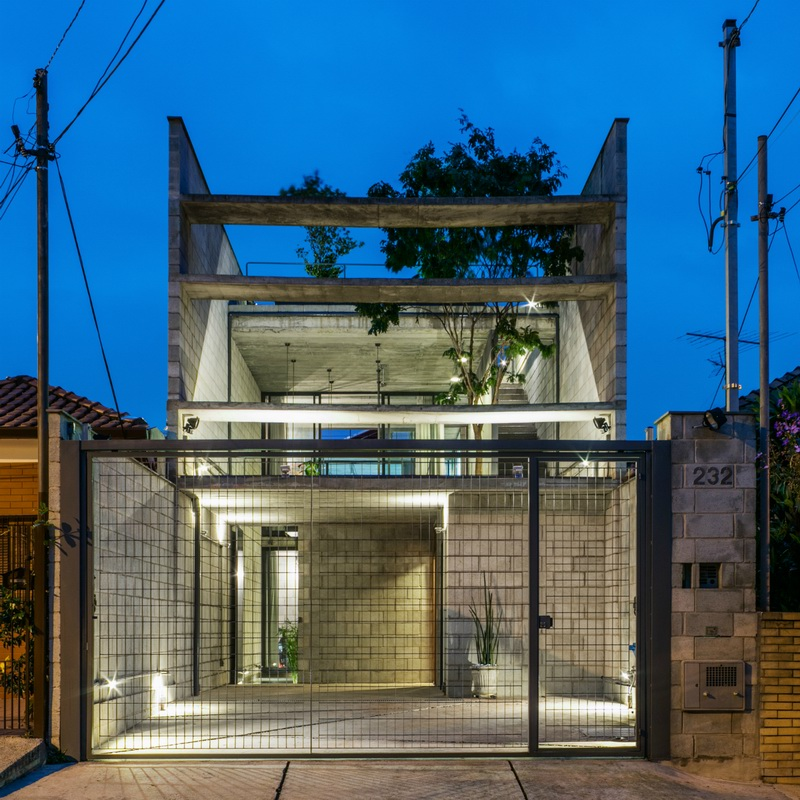 Mipibu House di Sao Paulo (Sumber : www.everydayobject.us)