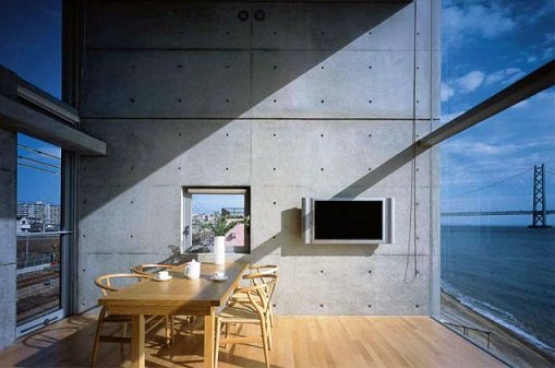 Interior Kobe House (Sumber: architectboy.com)