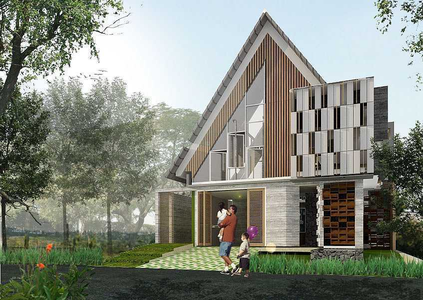 Perforated House karya Studio Asri (Sumber: arsitag.com)