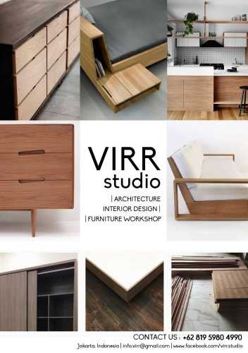 VIRR Studio- Jasa Design and Build Indonesia